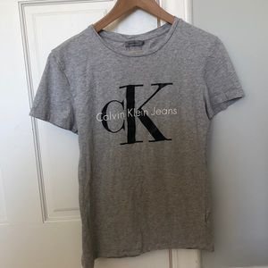 Calvin Klein Gray t-shirt